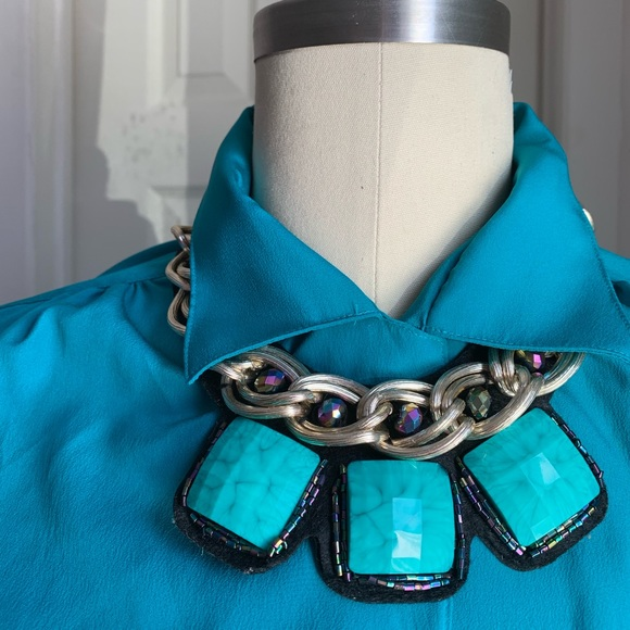 Jewelry - STATEMENT NECKLACE CHOKER